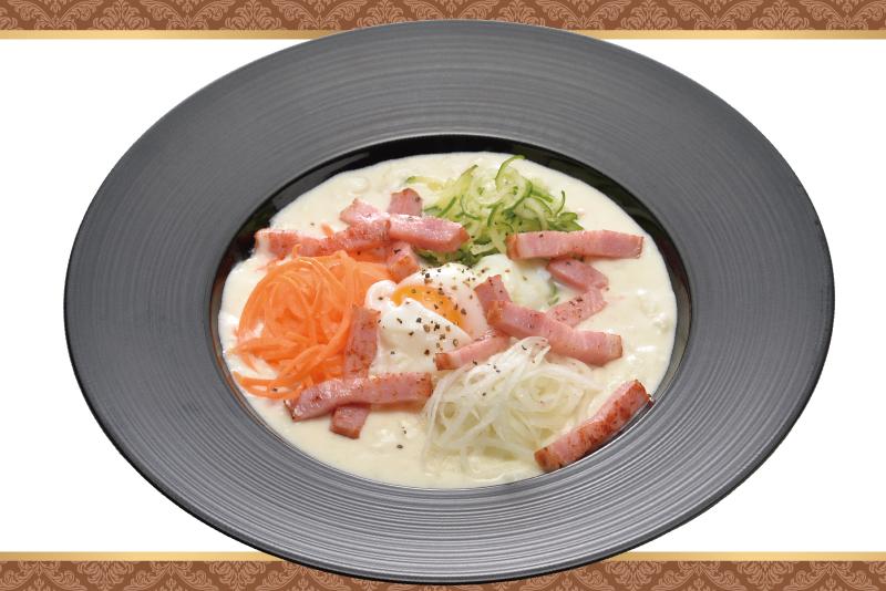 ベジ麺ポテトサラダ