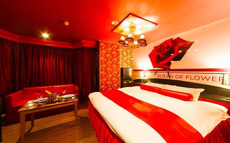 バレンタインにオススメの部屋画像